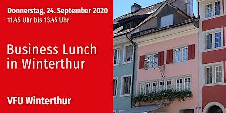 Business-Lunch, Winterthur, 24.09.2020 Tickets