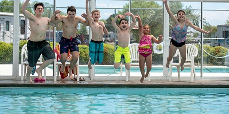 Indoor Pool, Lap Pool & Splash Zone Sign Up tickets