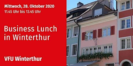 Business-Lunch, Winterthur, 28.10.2020 Tickets