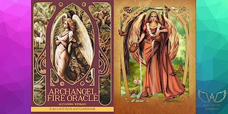 Archangel Diamond Flame Alchemy ~ Sacred Healing Journey With Cassiel tickets