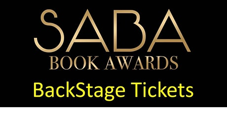 SABA 2020 Book Awards - BACKSTAGE Tickets tickets