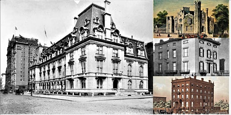 The Lost & Forgotten Gilded Age Mansions of Fifth Avenue Interactive Webina tickets