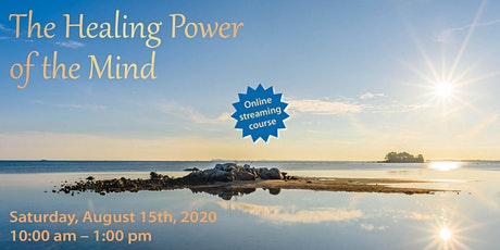 The Healing Power of the Mind: an online meditation course Tickets