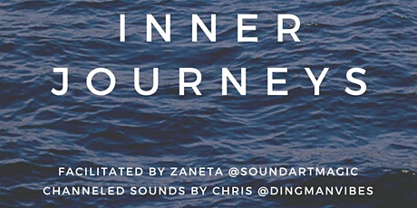 Inner Journeys: Sound Meditation for Collective Grief and Healing tickets