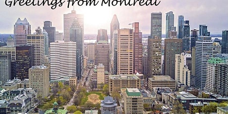Greetings from Montreal - August 6, 7, 8 at The Comedy Nest tickets