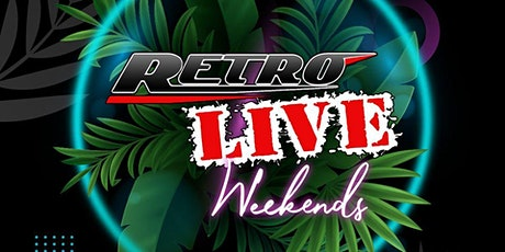 Retro Live Weekends (12-2 Timeslot) tickets