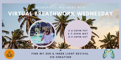 FMZ Online Presents: Breathwork with Inner Light Revival tickets