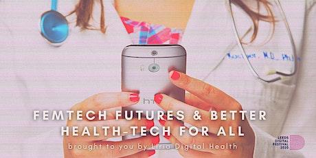 Liria Digital Health Launch - Are you ready for a Health-tech revolution? tickets