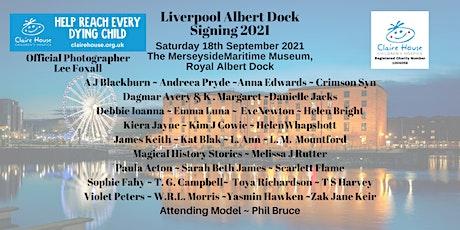 Liverpool Albert Dock Signing 2021 tickets