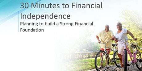 30 Minutes to Financial Independence tickets