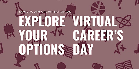 Explore Your Options – A Virtual Careers Day tickets