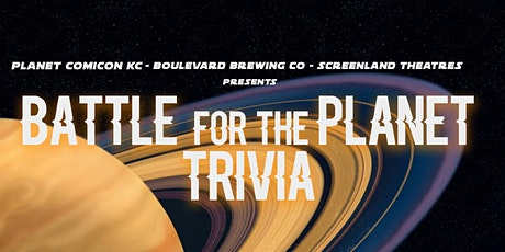 BYOB Trivia: Battle for the Planet! tickets