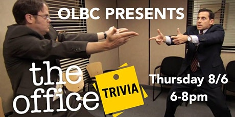 THE OFFICE - OUTDOOR TRIVIA @ OLBC! tickets