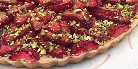 Vegan French Baking & Wine Pairing Class: Sweet & Savory Tarts & Galettes tickets