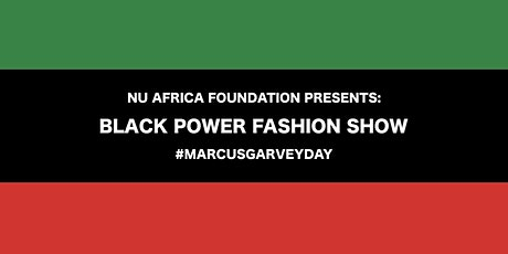 Black Power Fashion Show tickets