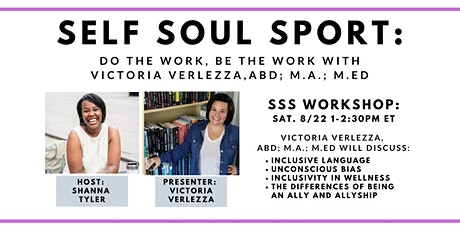 SSS Workshop: Let's Do The Work & Be The Work tickets