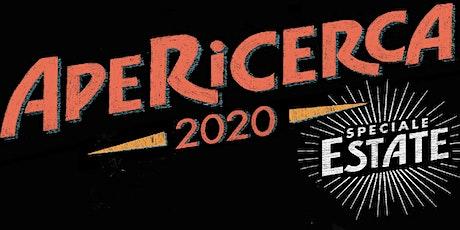 APERICERCA ESTATE -- 28 Agosto 2020 -- Perugia (PG) biglietti