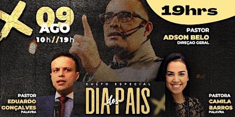 Especial Dia dos Pais | Adson Belo| Camila Barros| ingressos