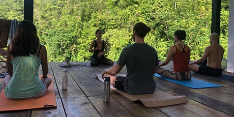 Jungle Retreat - Intention Setting tickets