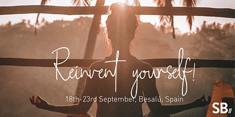 Reinvent yourself! entradas