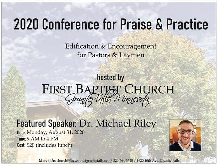 2020 Conference for Praise & Practice image