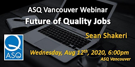 Future of Quality jobs tickets