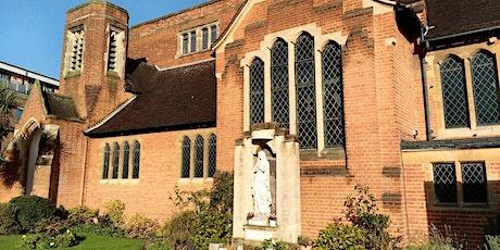 5.30pm Sunday Mass from St Joseph New Malden tickets