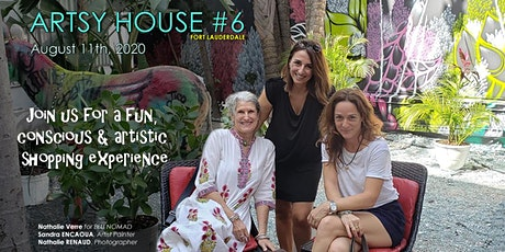 ARTSY HOUSE #6 @ Fort Lauderdale tickets