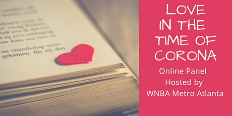 Love in the Time of Corona: Online Author Panel tickets