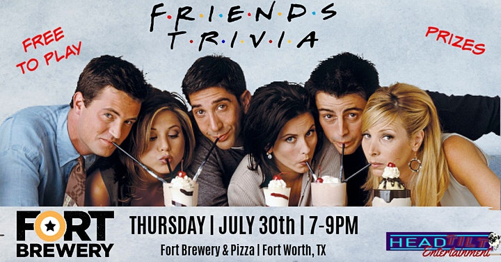 General Trivia  at Fort Brewery & Pizza- Fort Worth image