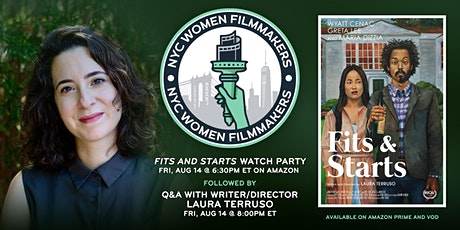 Filmmaker Fridays with Writer/Director Laura Terruso! tickets