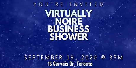 Virtually Noire Business Shower tickets