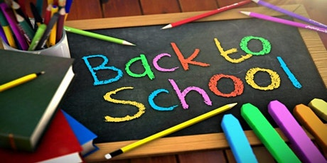 The G.U.A.R.D.I.A.N. Mentoring Presents 1st Annual Back to School Drive tickets