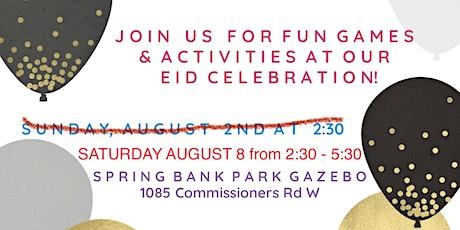 Kids Eid Al-Adha Party 2020 (PART 2 tickets