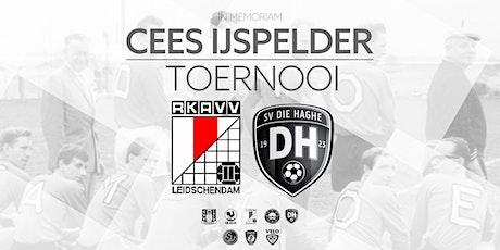 I.M. Cees IJspelder Toernooi : RKAVV - Die Haghe tickets