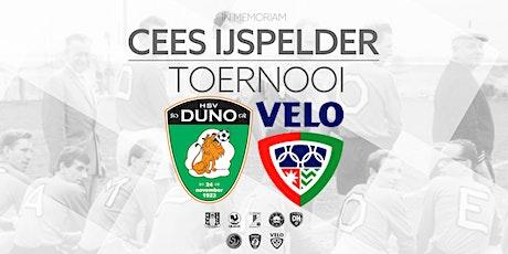 I.M. Cees IJspelder Toernooi : DUNO - VELO tickets
