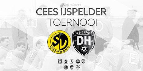 I.M. Cees IJspelder Toernooi : SV Nootdorp - Die Haghe tickets