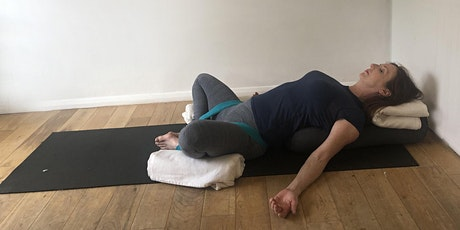 Thursday 6 July  Restorative Yoga -  Karmaspace Yoga tickets