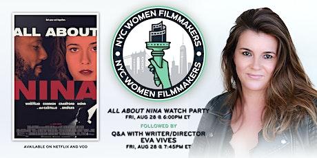 Filmmaker Fridays with Writer/Director Eva Vives! tickets