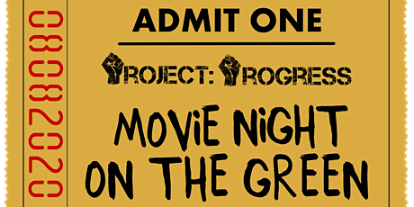 Movie Night on the Green tickets