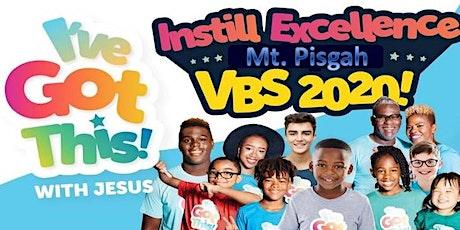 VIRTUAL VBS 2020 MT. PISGAH AME tickets