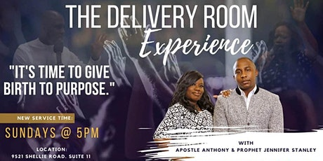 The Delivery Room Experience tickets