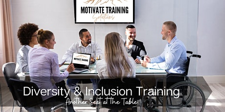 DIVERSITY & INCLUSION TRAINING tickets