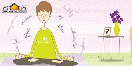 Taller online de Respiración y Meditación - Introducción gratuita al curso entradas