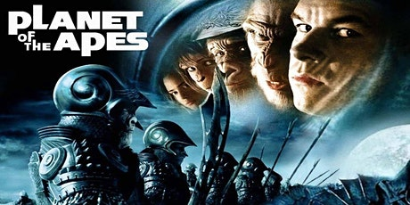 Drive In Movie + Dinner: Planet Of The Apes tickets