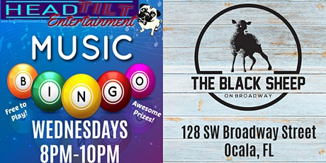 Music Bingo at The Black Sheep on Broadway tickets
