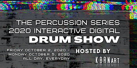 The Percussion Series 2020 Interactive Digital Drum Show Tickets