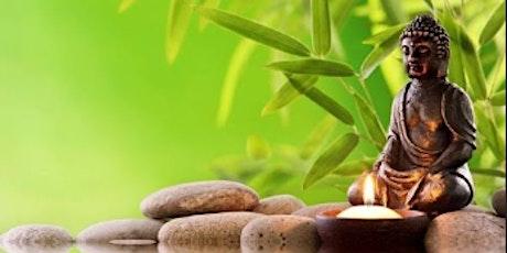Sound Bath Meditation 11am -12:45pm tickets