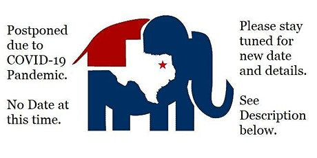 1st Annual Henderson County Republican Party Banquet - Postponed tickets