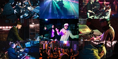 EDM Dance Party aka Tuesday Takeovers hosted by H.I.D. Collective
